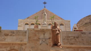 Church of the Nativity in Bethlehem, Palestinian National Authority