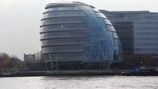 City Hall - is the headquarters of the Greater London Authority (GLA) which comprises the Mayor of London and the London Assembly