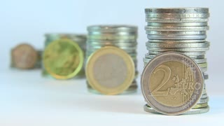 Eurocurrency. Coins