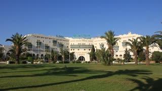 Five-star hotel in Sousse, Tunisia