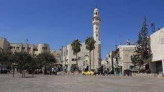 Holy Land. Bethlehem. City of David. Palestinian National Authority