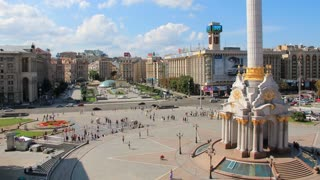 Kiev (or Kyiv) is the capital and the largest city of Ukraine located in the north central part of the country on the Dnieper river