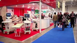 Medical exhibition