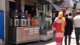 Oriental bazaar in Tunis, Tunisia