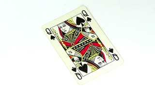 Pack of playing cards. Card batch. Game of chance