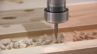 Programmable woodworking machine-tool
