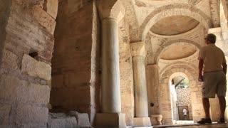 Saint Nicolas church in Myra, old name - Demre, Turkey