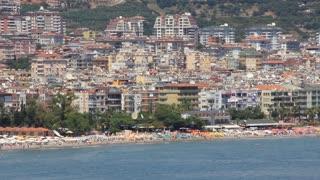Seacoast, Alanya, Turkey