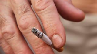 Smoking. Bad habit