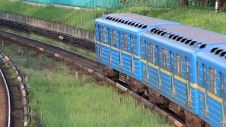 Underground railway