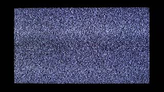 TV channel noise, snows on TV screen, interference without antenna