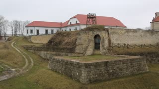 Zbarazh Castle, 1626-1631, is a fortified defense stronghold in Zbarazh city, built during the times of Polish-Lithuanian commonwealth, located in historic region of Galicia in Ukraine
