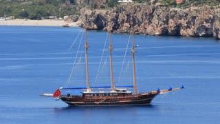 Voyage. Antalya, Turkey