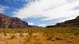 landscape and nature concept - view of grand canyon