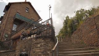 An old European tavern