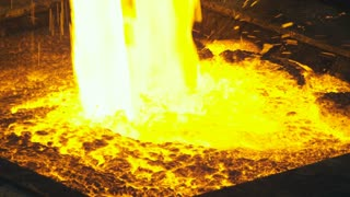 At the smelting plant