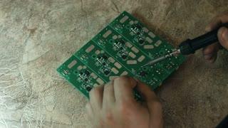 Computer repair by engineer