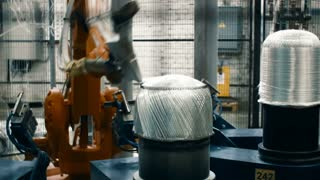 Manufacture of carbon fiber for the military industry