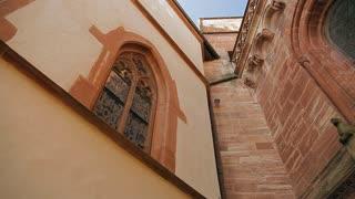 Old European buildings in Europe