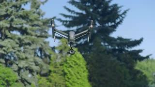 Professional Drone Camera Shooting