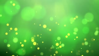 Fresh Green Motion Background  FULL HD