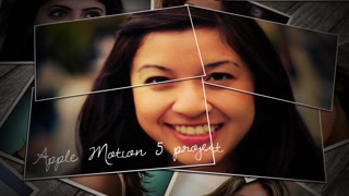 Memories: Photo Gallery for Apple Motion & FCP X