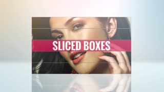 Sliced Boxes: Template for Apple Motion 5 and Final Cut Pro X
