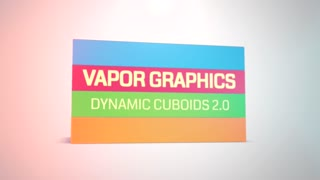 Dynamic Cuboids V2: Template for Apple Motion 5 and Final Cut Pro X