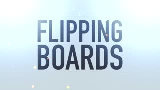 Flipping Boards: Template for Apple Motion 5 and Final Cut Pro X