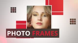 Photo Frames: Template for Apple Motion 5 and Final Cut Pro X