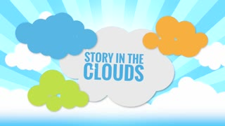 Story In The Clouds: Template for Apple Motion 5 and Final Cut Pro X