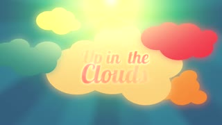 Up In The Clouds: Template for Apple Motion and Final Cut Pro X