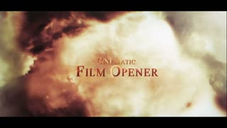 Cinametic Film Opener