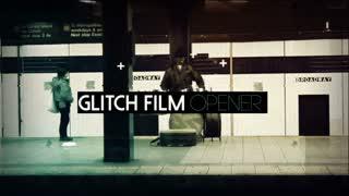 Glitch Film Opener