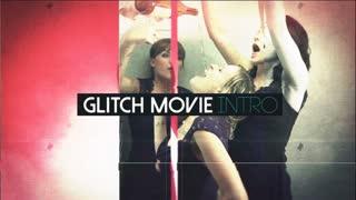 Glitch Movie Intro