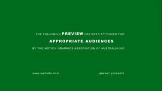 Grunge Film Opener