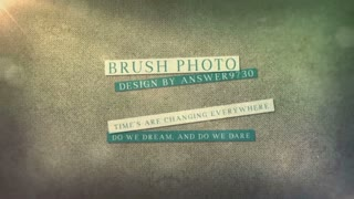 Brush Photo Opener