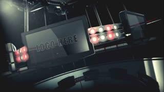 3D Screen Show