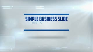Simple Business Slide