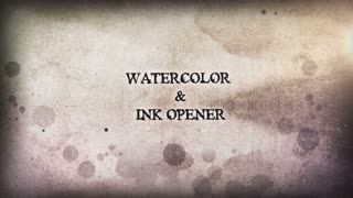Watercolor Opener