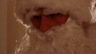 Father Christmas close up