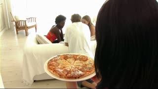 Young people - Pizza Party