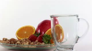 anti-cancer foods fruit and tea
