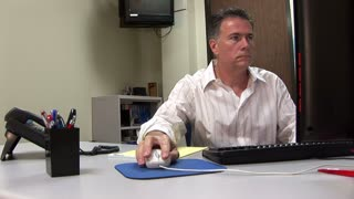 businessman office worker