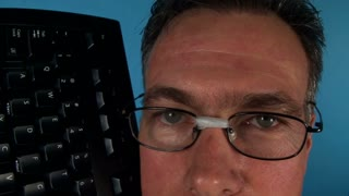 fisheye computer nerd