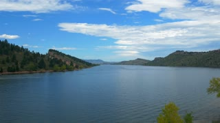 Horsetooth Reservoir Colorado 4k