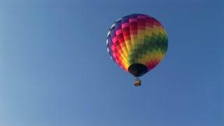 hot air balloon in Texas