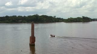 Lake Peigneur Louisiana