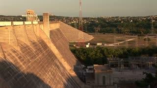 lake travis dam in Austin Texas