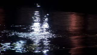 lights glimmer in a pool Stock Video Footage - Storyblocks Video